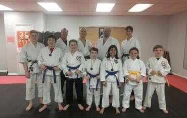 March 23 belt exam!