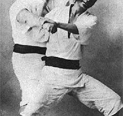 What we practice (h/t The Karate Nerd)