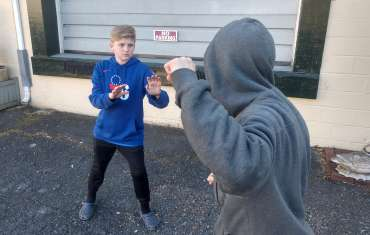 The legal elements of self-defense: Innocence