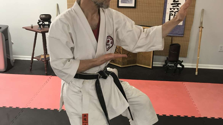 """Tai Sabaki"" — Relearning how to move"